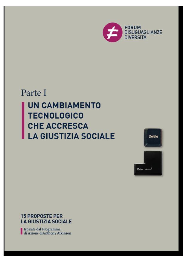 Cambiamento tecnologico - 15 proposte per la giustizia sociale - ForumDD