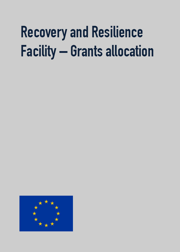 Recovery and Resilience Facility – Grants allocation