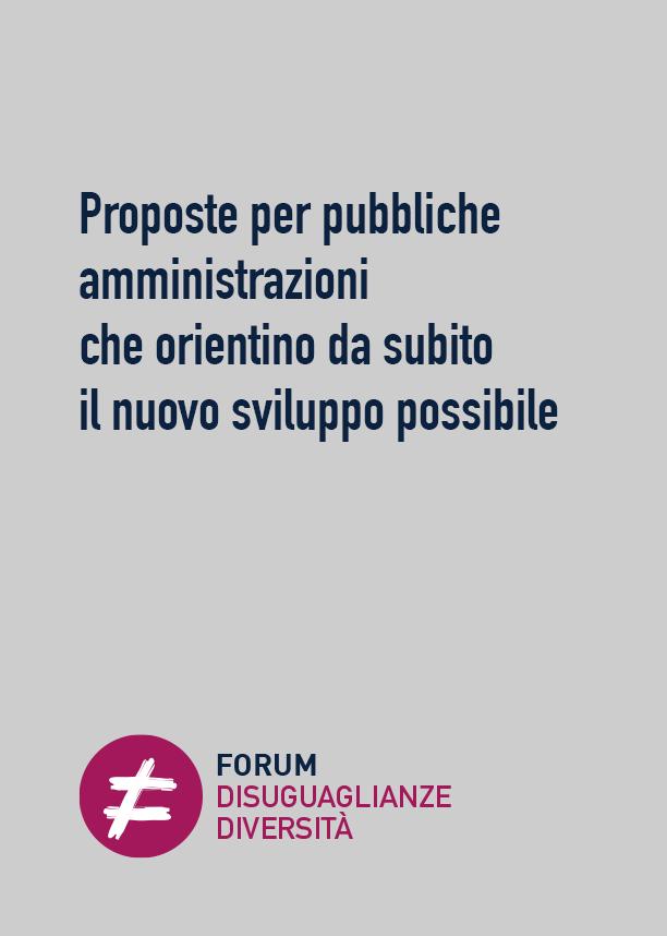 Proposte per pubbliche amministrazioni